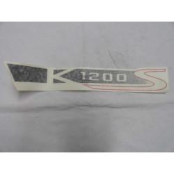 PLAQUE K1200S GAUCHE