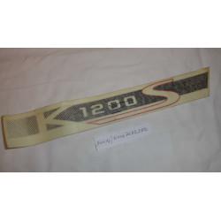 PLAQUE K1200S DROIT
